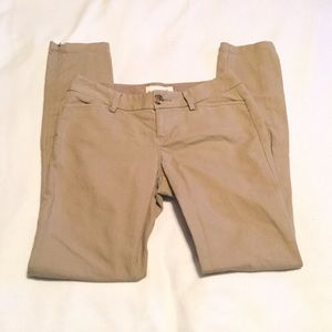 Old Navy khaki pants, size 1
